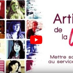 Ce vendredi 25 octobre à la Turbine, Ciné action «Artistes de la Vie» proposé par la «Gentiane»