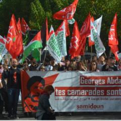 La CGT d'Annecy demande à la France de libérer Georges Abdallah, le plus ancien prisonnier politique en Europe