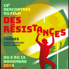 Les rencontres du film des résistances nous projettent au cœur du cinéma d'art populaire et du combat citoyen