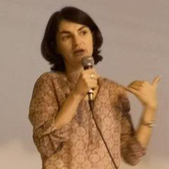 Aurélie Trouvé d'ATTAC : combattre la politique de démantèlement de l'État social en dénonçant l'impunité des multinationales.