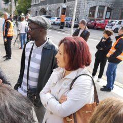 Nora Segaud-Labidi, maire de Cran-Gevrier, se félicite de la proposition de rachat du foncier de l'Alpine aluminium par le Grand Annecy