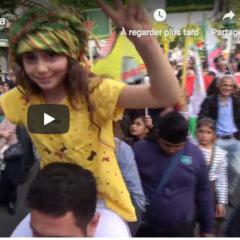 Vendredi 18 octobre à Annecy, les Kurdes appellent à un rassemblement de soutien aux populations du Rojava