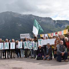 Les marcheurs Jaïjagat vous invitent à marcher en 2020 pour la non-violence et la solidarité internationale