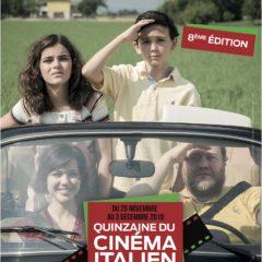 Quinzaine du cinéma italien à Chambéry du 20 novembre au 3 décembre 2019