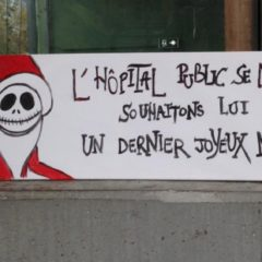 L'étrange Noël de l'hôpital public