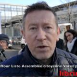 MUNICIPALES ANNECY Interview de Claude Duffour, tête de liste «Votez pour vous»