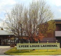 Ce lundi matin 27 janvier, action «Lycée mort» à Lachenal, et mardi matin, blocage des épreuves communes de contrôle continu (E3C).