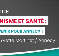 «Réveillons Annecy» veut allier urbanisme et santé