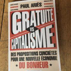 Paul Ariès à Annecy le 14 février : plaidoyer pour la gratuité