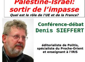Jeudi 20 février Denis Sieffert à Annemasse