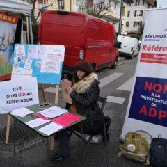 Il reste 35 jours pour signer le référendum contre la privatisation des aéroports de Paris