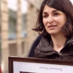 Aurélie Trouvé, porte parole d'ATTAC, mise en garde à vue