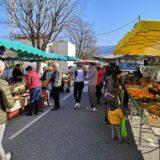 Les principaux marchés d'Annecy supprimés