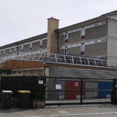 À Annecy, l'internat du Lycée Germain Sommeiller vient d'être ouvert pour accueillir les gens de la rue.