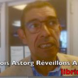 Pour François Astorg, enlever les étiquettes politiques, c'est se retrouver sur l'essentiel avec les élus de droite
