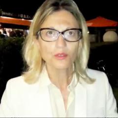 Frédérique Lardet, présidente de l'agglo : c'est pas gagné !