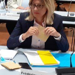 Séisme à Annecy : Frédérique Lardet, élue présidente de l'agglo, élimine Rigaut