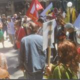Des citoyens haut-savoyards solidaires avec les sans-papiers