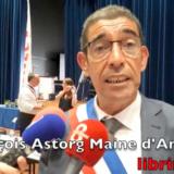 François Astorg, maire d'Annecy, veut que les mairies déléguées deviennent les nouvelles maisons d'associations