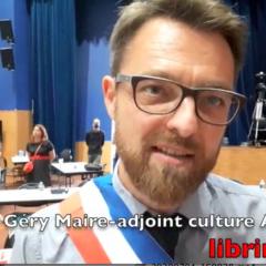 Fabien Géry, maire adjoint à la culture, se réjouit de la montée du public jeune à BSN