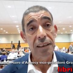 François Astorg veut rééquilibrer le grand Annecy en faveur du rural
