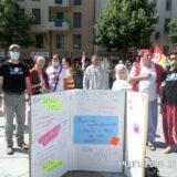14 juillet solidaire à Annemasse