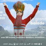 la Grande Balade dans le Semnoz ce week-end.
