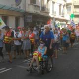 270 manifestants à Annecy à l'appel des syndicats CGT, FSU, Solidaires et ATTAC