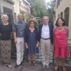 L'élue verte Jeannie Tremblay mène une liste de «gauche» pour les élections sénatoriales en Haute-Savoie