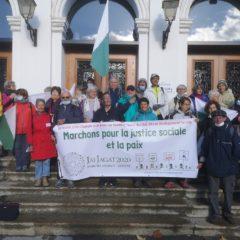 Point d'orgue populaire de la marche JaïJagat à Genève