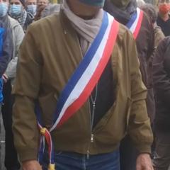 Hommage à Samuel Paty : intervention du maire d'Annecy