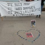 Hommage à Samuel Paty ce mercredi 21 octobre 18H00 à Annecy et à Annemasse