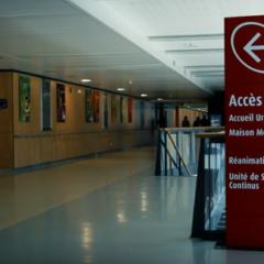 L'hôpital d'Annecy menacé d'asphyxie covid par un manque d'effectif
