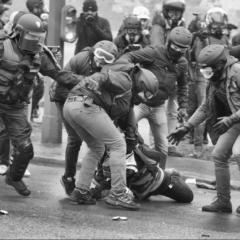 Samedi 5 décembre 14H00 manifestation à Annecy «Stop à la loi sécurité globale»