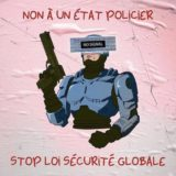 Librinfo appelle à manifester en nombre samedi 21 novembre à Annecy contre la loi liberticide de la sécurité globale
