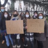 Assistants d'éducation en grève pour dénoncer leur emploi précaire