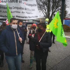 Les Verts d'Annecy renaclent contre la candidature de Piole.