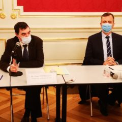 La gestion de la pénurie des vaccins est une grande réussite pour le Préfet et le directeur de l'ARS de Haute-Savoie