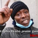 Mustapha, jeune guinéen, est à la rue avec une formation de cuisinier au lycée professionnel Le salève