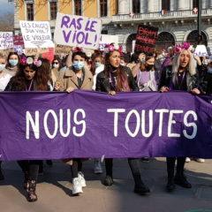 Les féministes ne lâchent rien