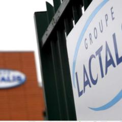 Lactalis, le géant aux pieds sales, obtient que l'origine du lait ne soit plus obligatoire. Le gouvernement est complice.