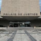 Mardi 27 avril, rassemblement devant le Palais de justice d'Annecy en soutien aux inculpés de l'aéroport de Meythet