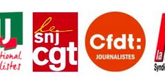 L'intersyndicale des journalistes soutient notre journaliste convoqué devant la justice