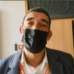 François Astorg regrette que la Préfecture ait permis au printemps des libertés de se dérouler sans port du masque «ce n'est pas responsable»