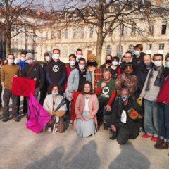 Menacée d'expulsion par le Préfet de l'Essonne, Ingrid de XR confiante au T.A de Grenoble