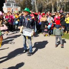 1000 manifestants du printemps des libertés, épris d'amour et de joie, refusent le masque liberticide