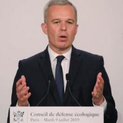 François de Rugy, député LREM, ancien ministre de l'écologie, en a assez de ces «professionnels de la manif» qui militent pour une «vraie loi climat.
