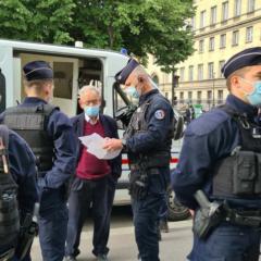 Arrestation à Paris du président de l'Association France Palestine Solidarité