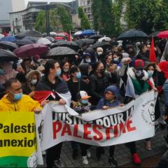 Ce samedi 22 mai à Annecy, nouvelle manifestation de soutien au peuple palestinien