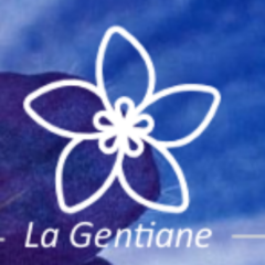 Gentiane la fleur de la monnaie locale